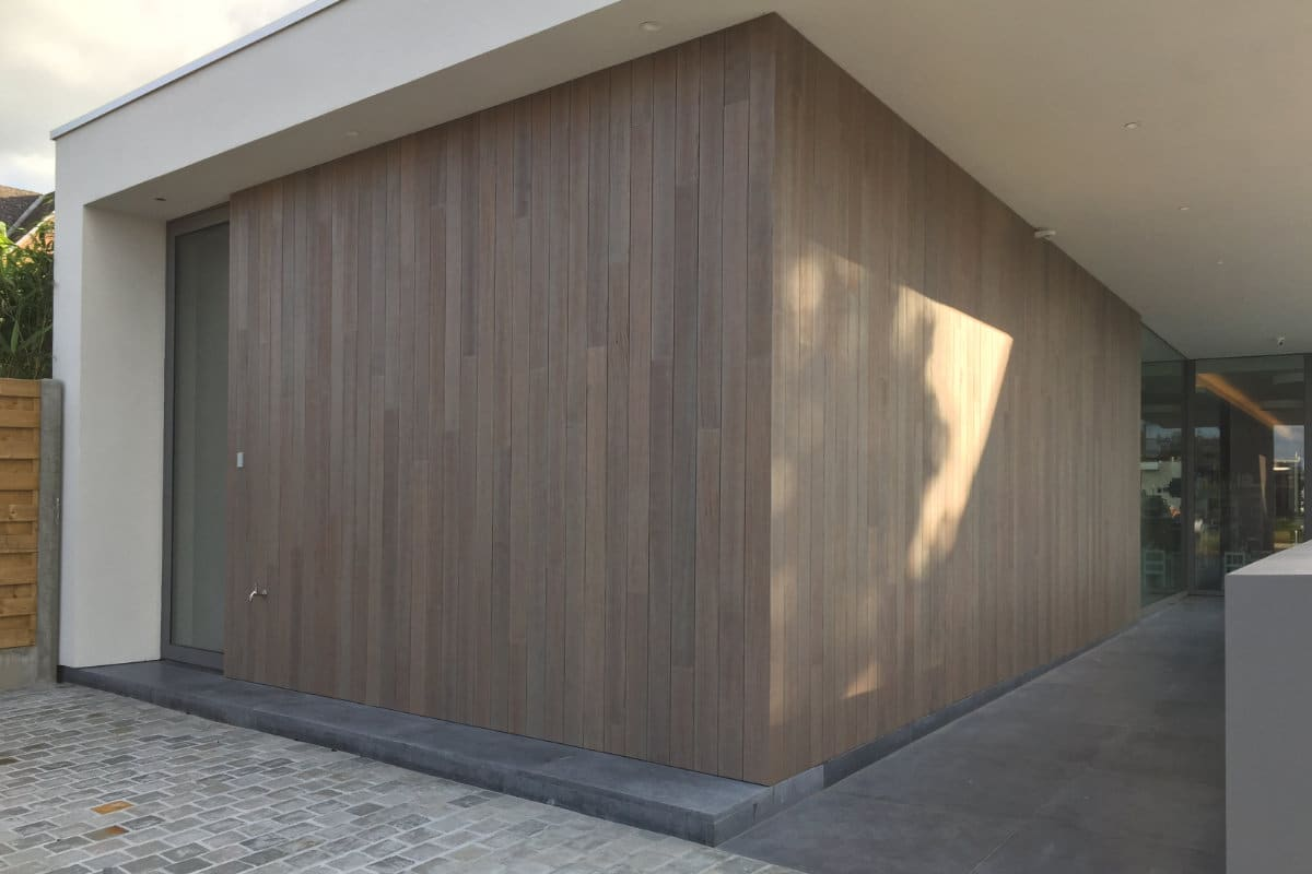 houten gevelplaten