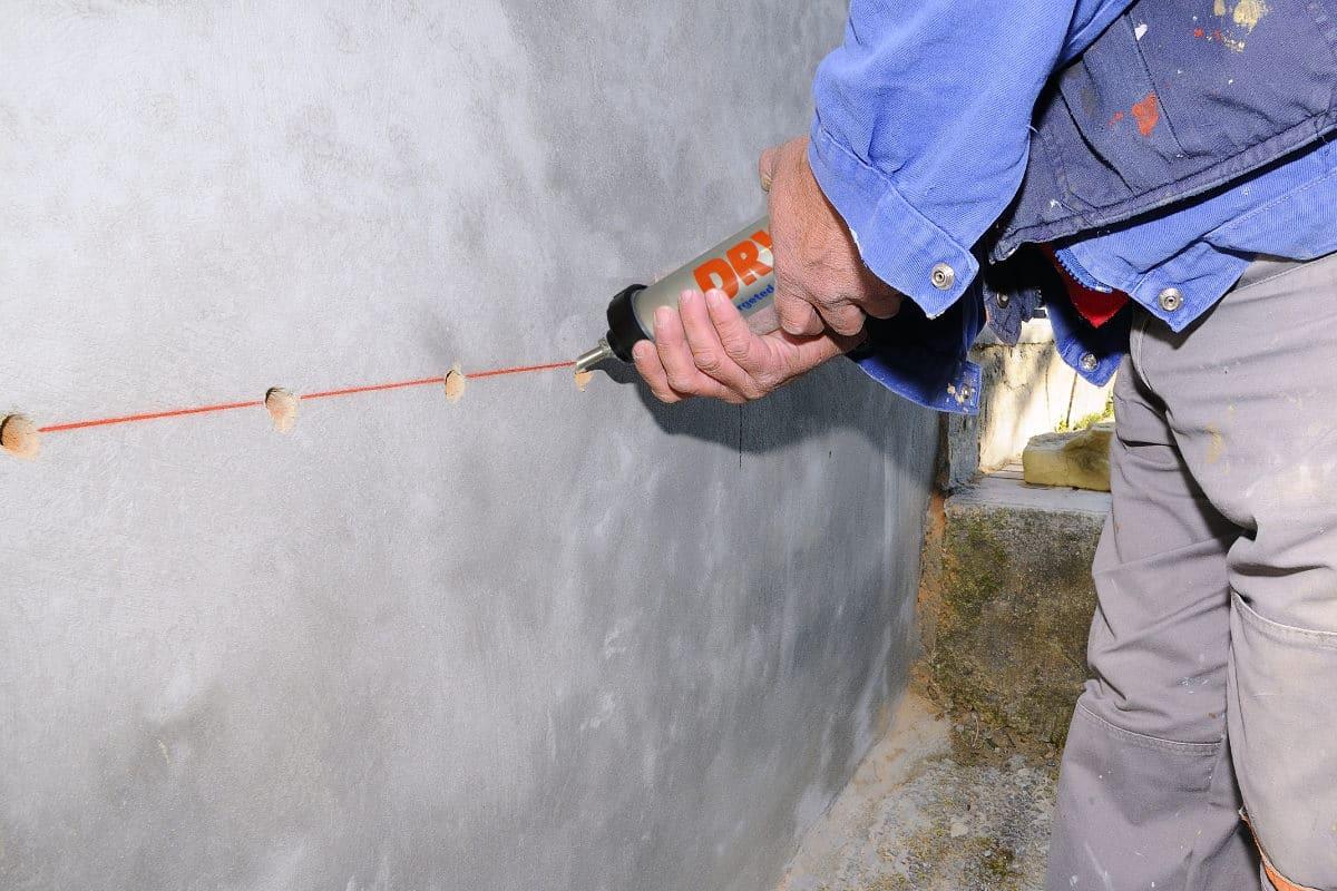muur injecteren opstijgend vocht