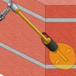 Gevel injecteren om opstijgend vocht op te lossen